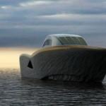 Океанский корабль Raven Yacht