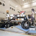 Марсоход Curiosity готовиться в запуску на Марс