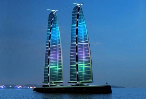 морские яхты