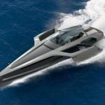 Проект катера от концерна Audi