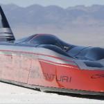 Какая машина быстрее всего передвигается на электродвигателе?