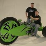 Велосипед «Bigwheel»