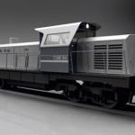 Разработан новый локомотив гибрид