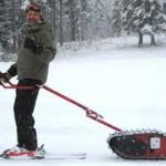 Гусеничные самоделки Skizee из Канады