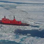 Прочный борт корабля Ямал