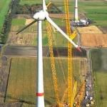 Ветровая турбина компании Lincoln Electric