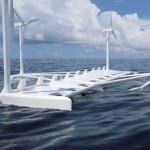 Специальная машина корабль по выработке энергии