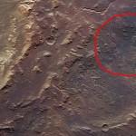 Космический аппарат Mars Express обнаружил реки на Марсе