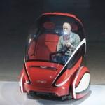 Chevrolet EN-V — транспорт будущего