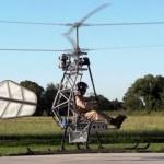 Создан первый электро вертолет