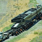 Этот транспорт может перевозить 400 тонн груза