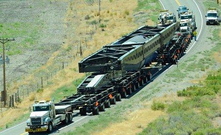 тяжелый транспорт