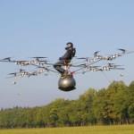 E-volo — первый в мире мильтикоптер