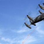 Уникальный воздушный аппарат Oliver VTOL