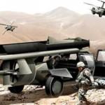 Летающий броневик Humvee