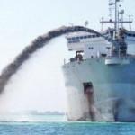 Cristobal Colon — мощный корабль по очистке дна