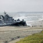 Самый мощный корабль на воздушной подушке — «Зубр»