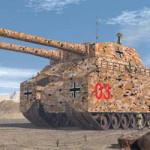 Монстр танки Второй Мировой