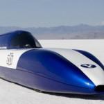 Electric Blue — самое быстрое электро авто