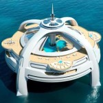 Utopia — корабль остров