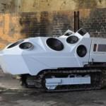 DJ Sound Tank — звуковой танк