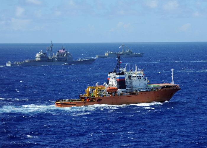 Список специальностей на аварийно-спасательном корабле