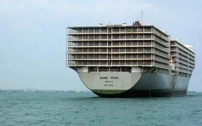 транспортный корабль