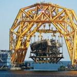 VB10000 — огромный морской подъемник