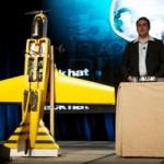 WASP — самолет кибер-разведчик