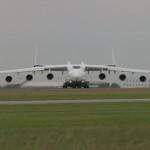 Ан-225 Мрия — самый большой самолет в мире