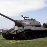 ИС-3 — мощный танк Второй мировой