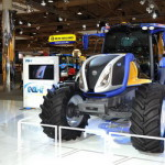 Уникальный трактор на водородном топливе