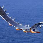 Летающее крыло — аппарат Helios