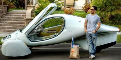 трехколесный автомобиль