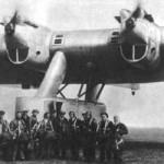 Огромный советский самолет К-7