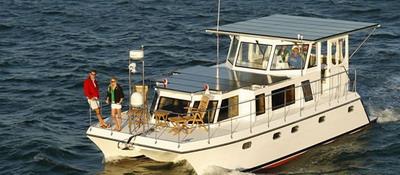 большие катера