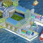 Googleplex of the Sea — настоящий город в море