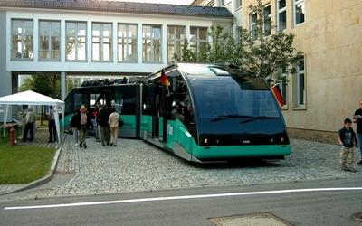 электрический транспорт