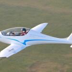 Электрический мини самолет Elektra One