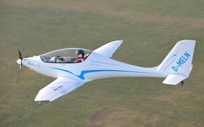 электро самолет