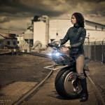 Одноколесный мотоцикл Ryno