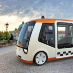 Visitor — новое такси в Праге