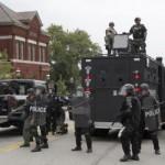 Звуковая пушка для разгона демонстраций