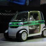 Концептуальная машина Daihatsu PICO