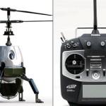Сельхоз вертолет от дизайнера Bakji Su
