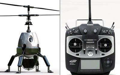 домашний вертолет