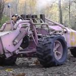 Паровой аппарат Steam Trike
