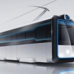 Новый трамвай Apple Mactram
