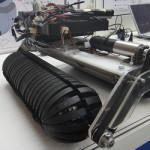 Omni-Crawler — принципиально новый гусеничный аппарат