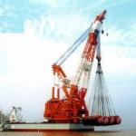 Самый большой в мире морской кран